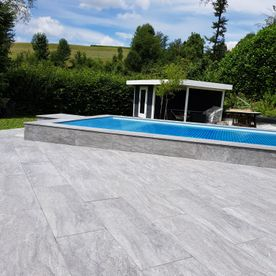 Poolbau - AS Bauservice GmbH - Muttenz