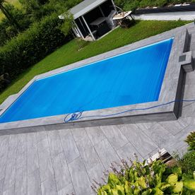 Poolbau 2 - AS Bauservice GmbH - Muttenz